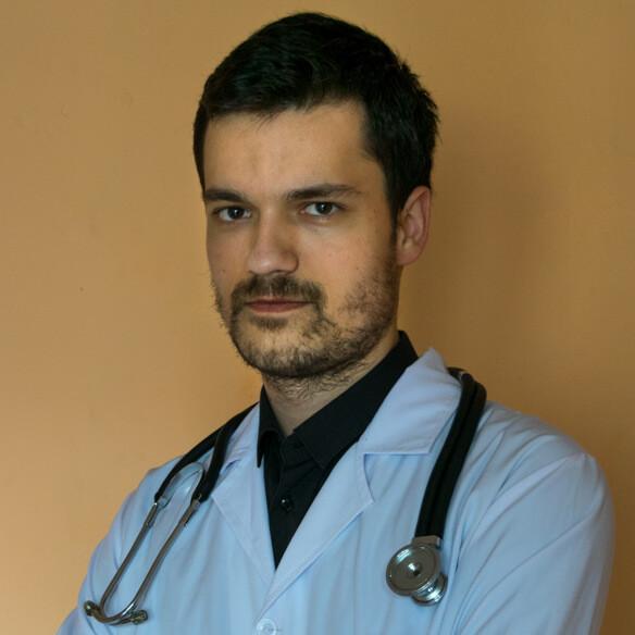 Доктор Стефан Митев е гастроентеролог в ``УМБАЛ Св. Иван Рилски`` София